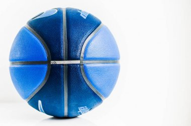 Blue ball Basketball