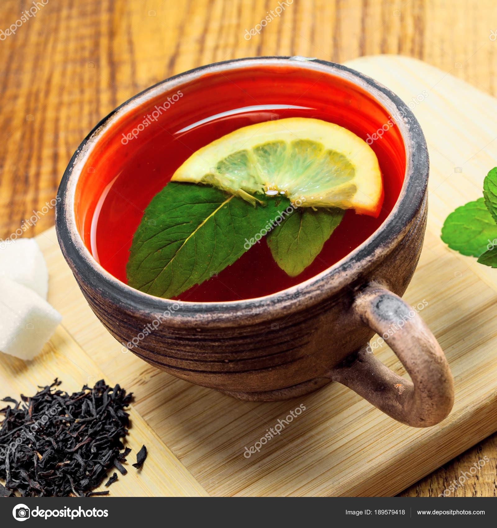 Köstliche Gesunde Pflanzliche Heißgetränk Gemacht Von Ceylon