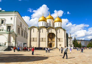 Cathedral of the Annunciation and Cathedral of the Archangel in