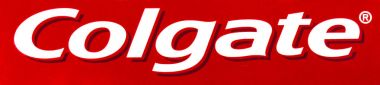 Red and white Colgate Toothpaste Logo