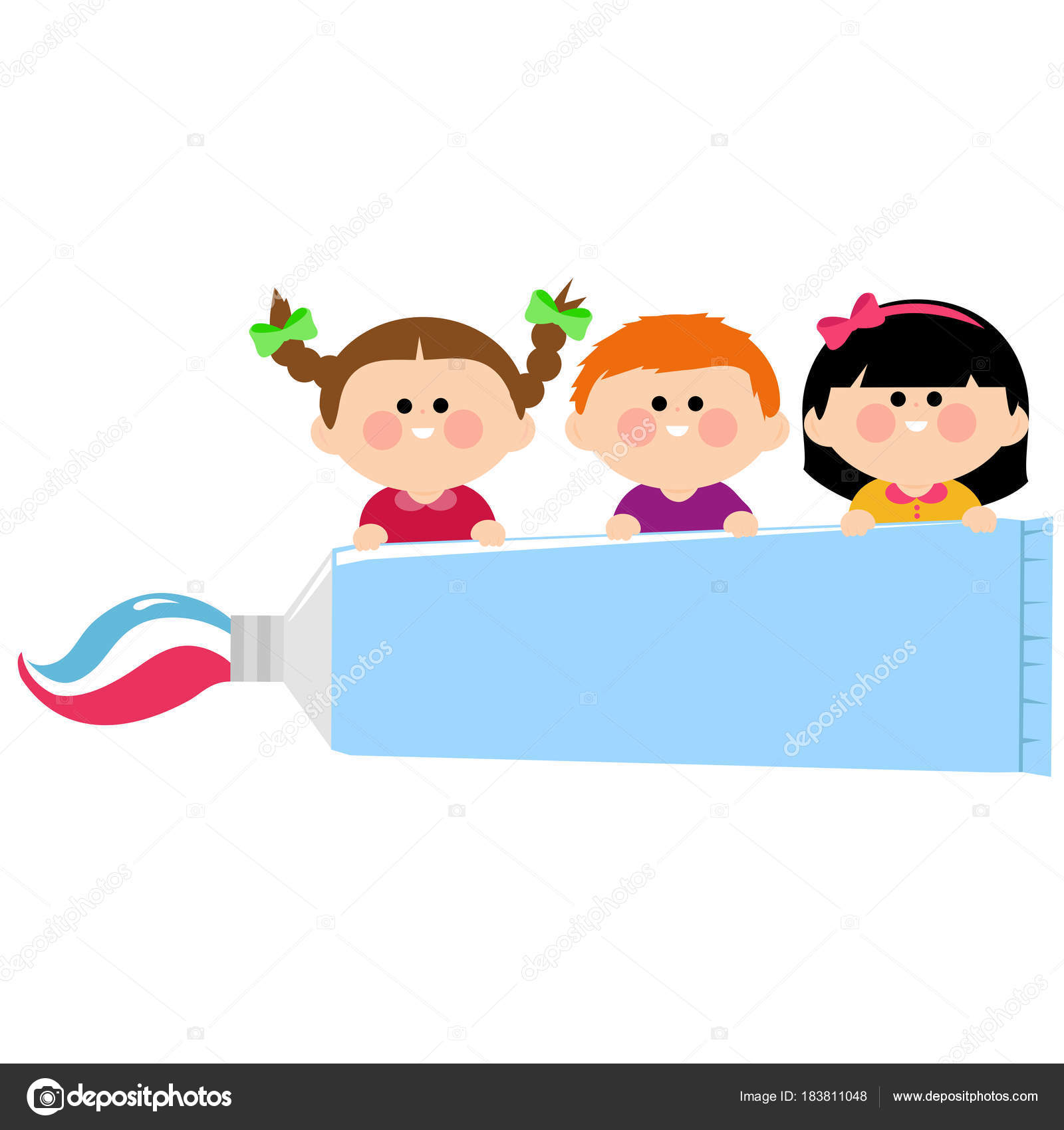 Free PNG Toothpaste Clip Art Download - PinClipart