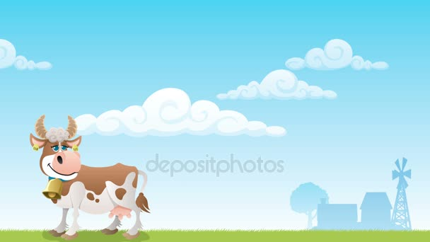 Mléčná farma 3 animace