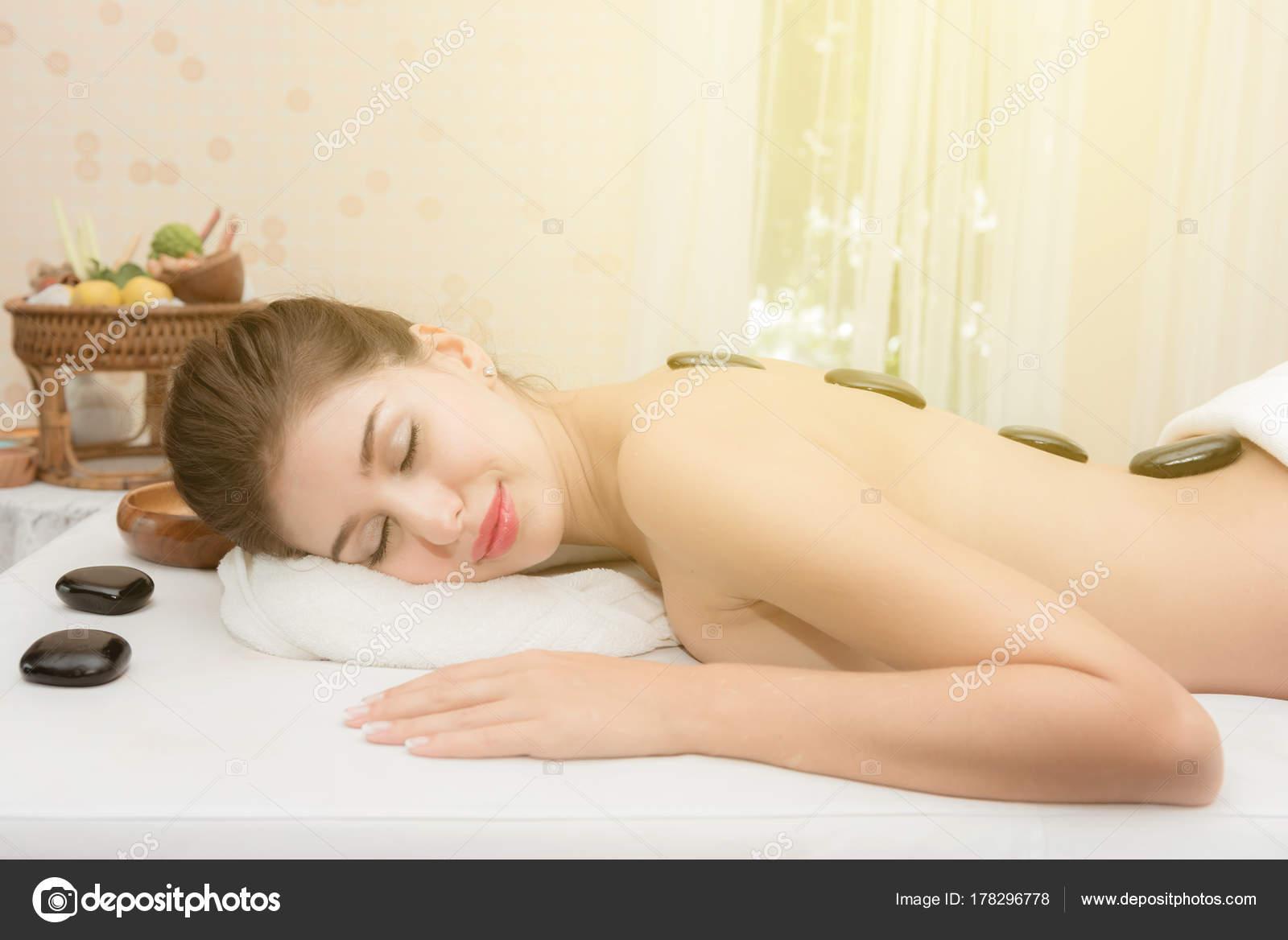 Asian Girl Seduced Massage