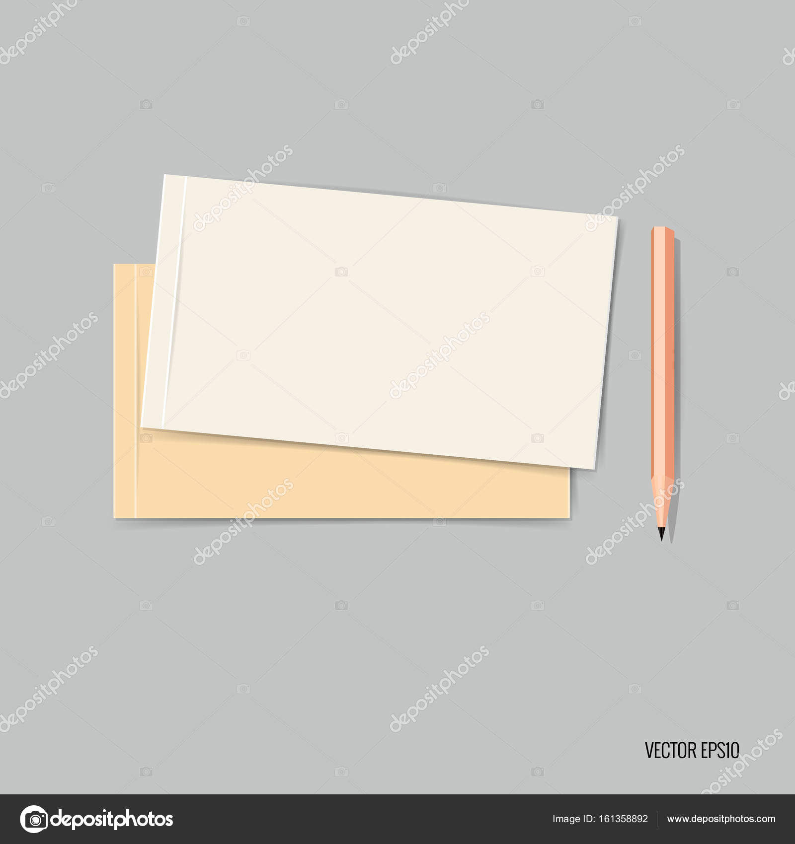 Blank business card blank mockup design vector illustration blank business card blank mockup design vector illustration stock vector reheart Images