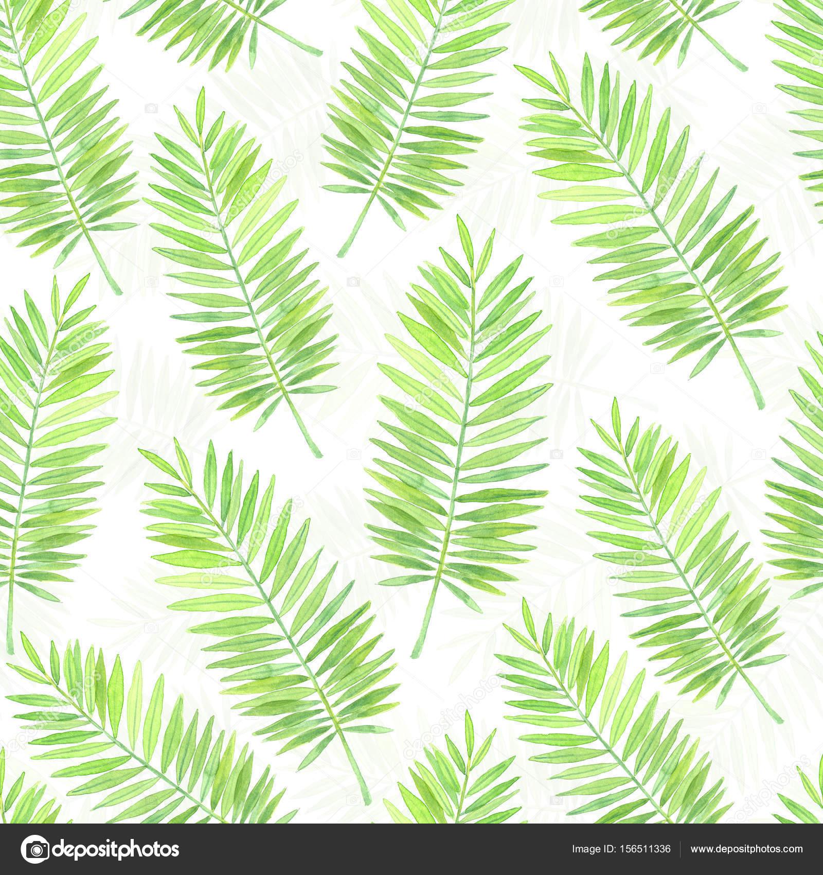 tropical leaves pattern stock photo katerinamk 156511336
