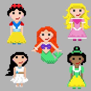 Pixel Fairy Princess