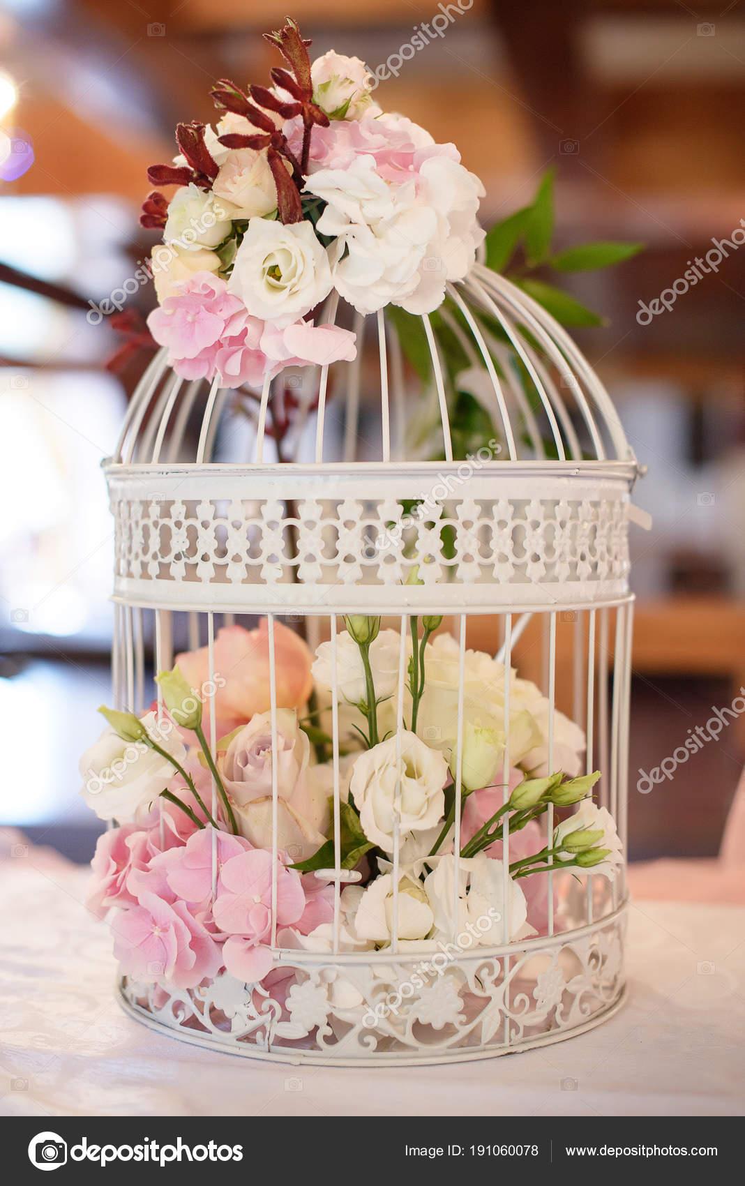 Hochzeit Romantisches Dekor Fur Gaste Abendessen Tabellen Oder