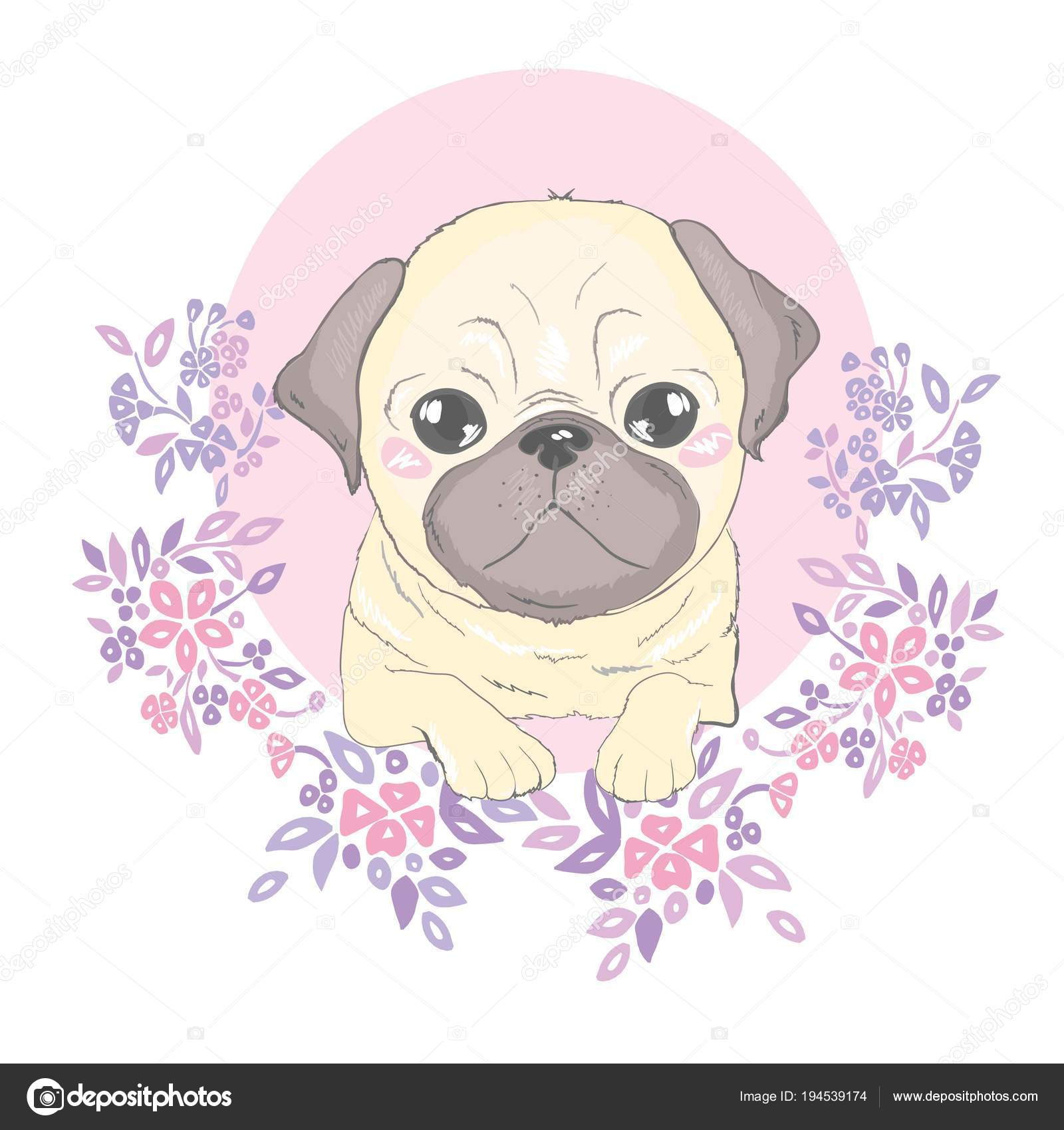 Vector Seamless Pattern With Cute Cartoon Dog Puppies Can Be Used As A Background Wallpaper Fabric And For Other Design French Bulldog Pattern Stock Vector C 89534886399 Mail Ru 194539174