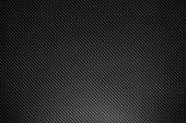 Fotografia Sfondo scuro in fibra di carbonio
