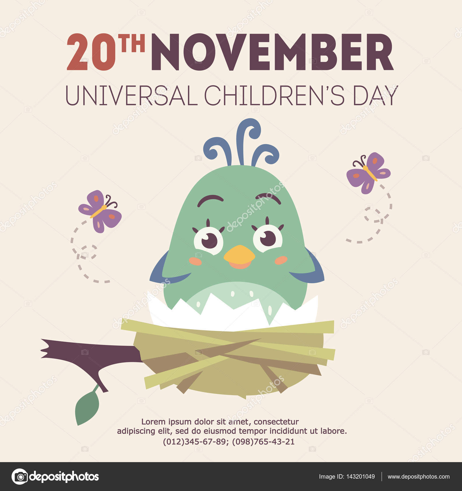 International Children's Day Theme