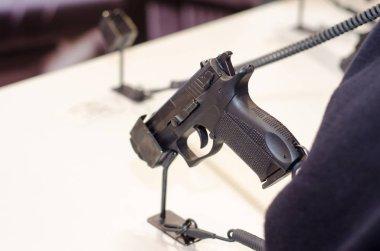 Gun Display Stands Gun