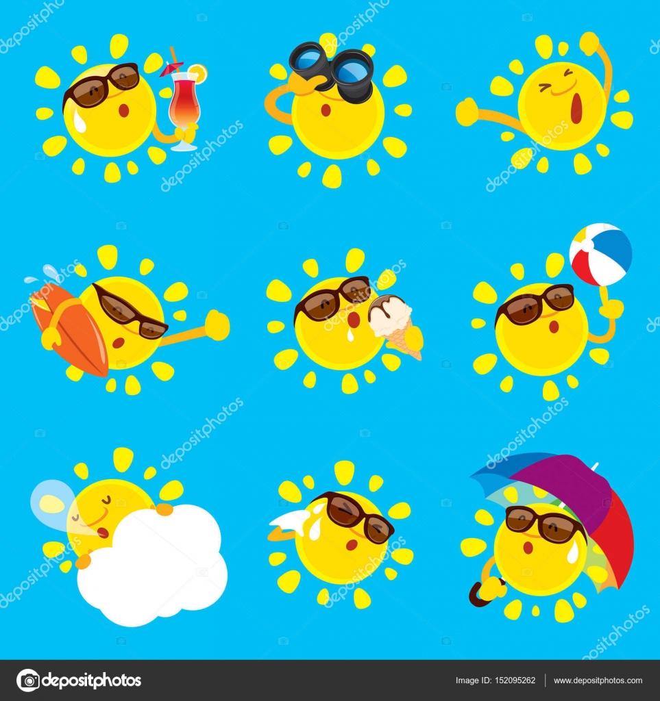 b010df098169c0 stripfiguren van grappige zon — Stockvector © ori-artiste  152095262