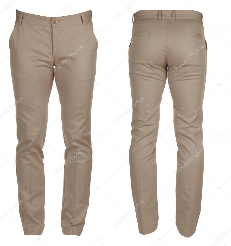 Джинсові штани чоловічі — Стокове фото — колір © DJSrki  130109890 0ad306881f854