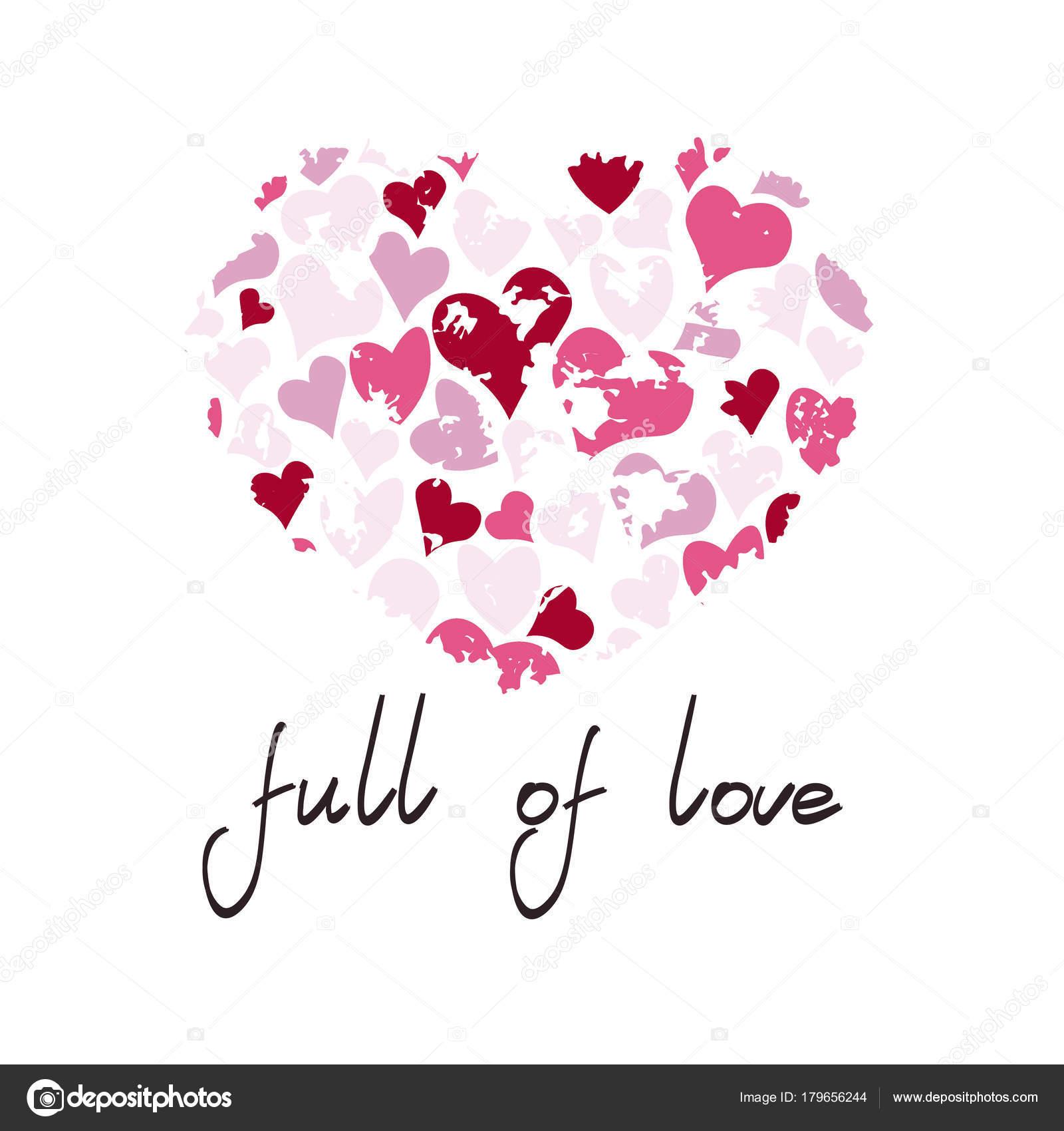 Imagenes Corazon Descargar Corazon Con Frase Llena De Amor