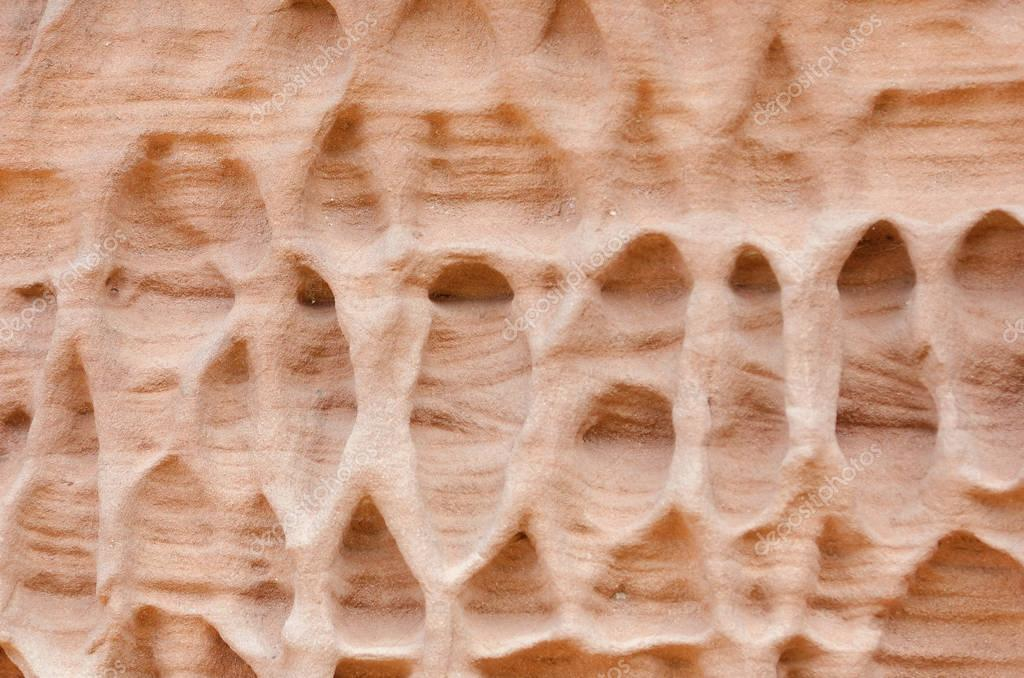 eroded sandstone texture
