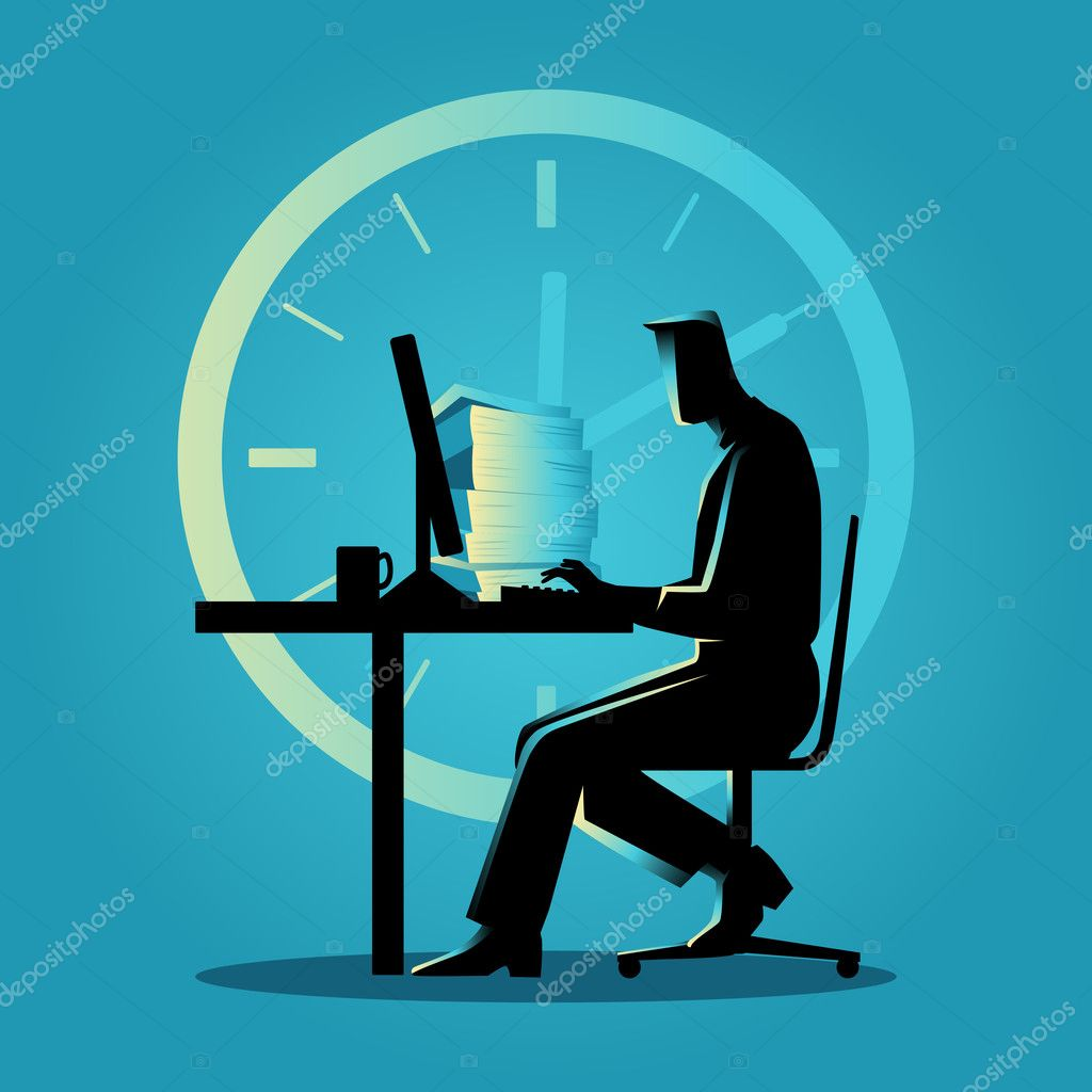working overtime Working overtime can actually help with your stress levels as you won't need to stress yourself out to finish work by five o'clock, and this is especially true if you are working on a difficult project, or a deadline is nearing.