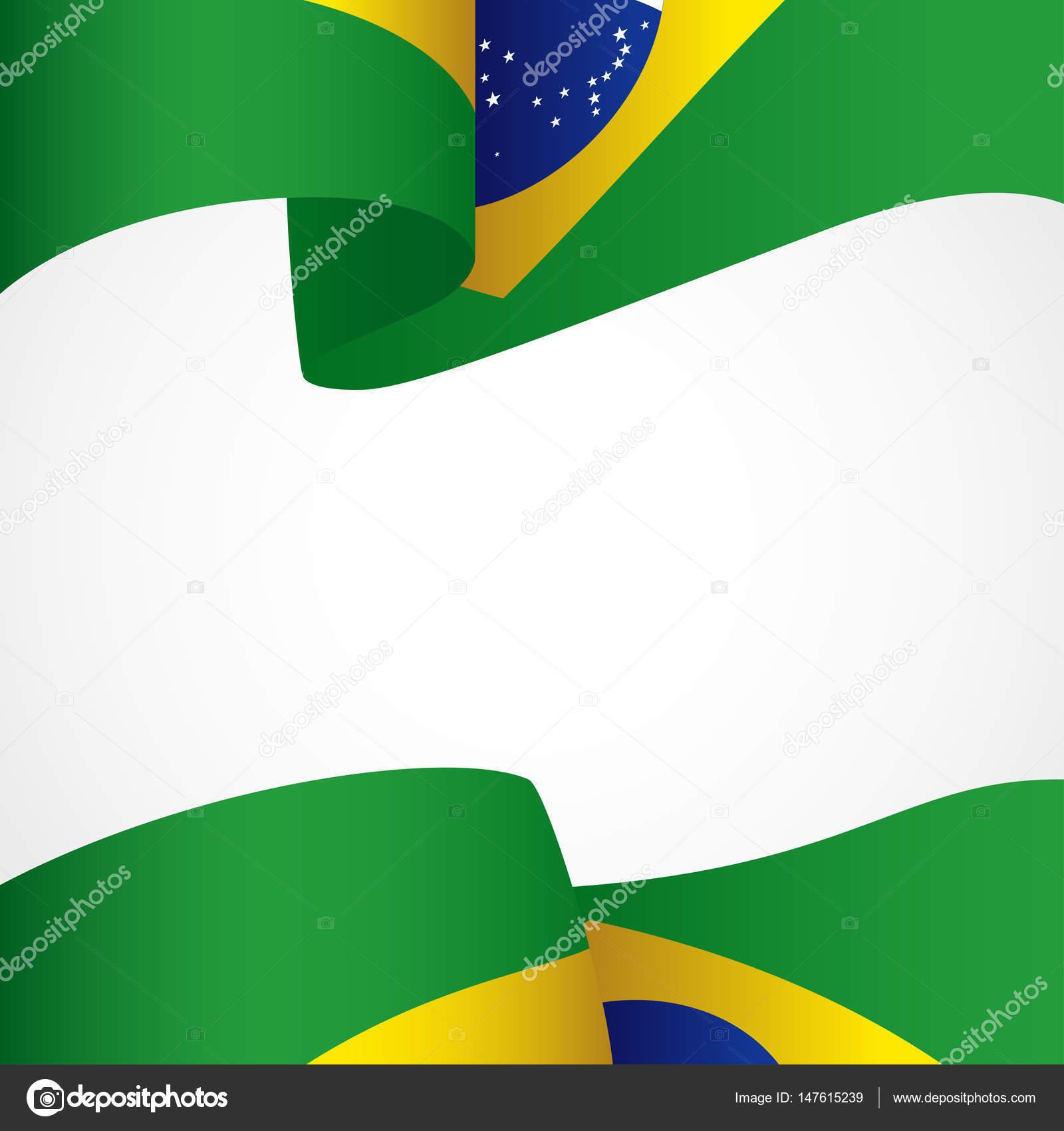 Brasilianische Dekoration dekoration des brasilien-insignia — stockvektor © rudall30 #147615239