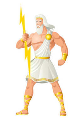 Zeus The Father of Gods and Men