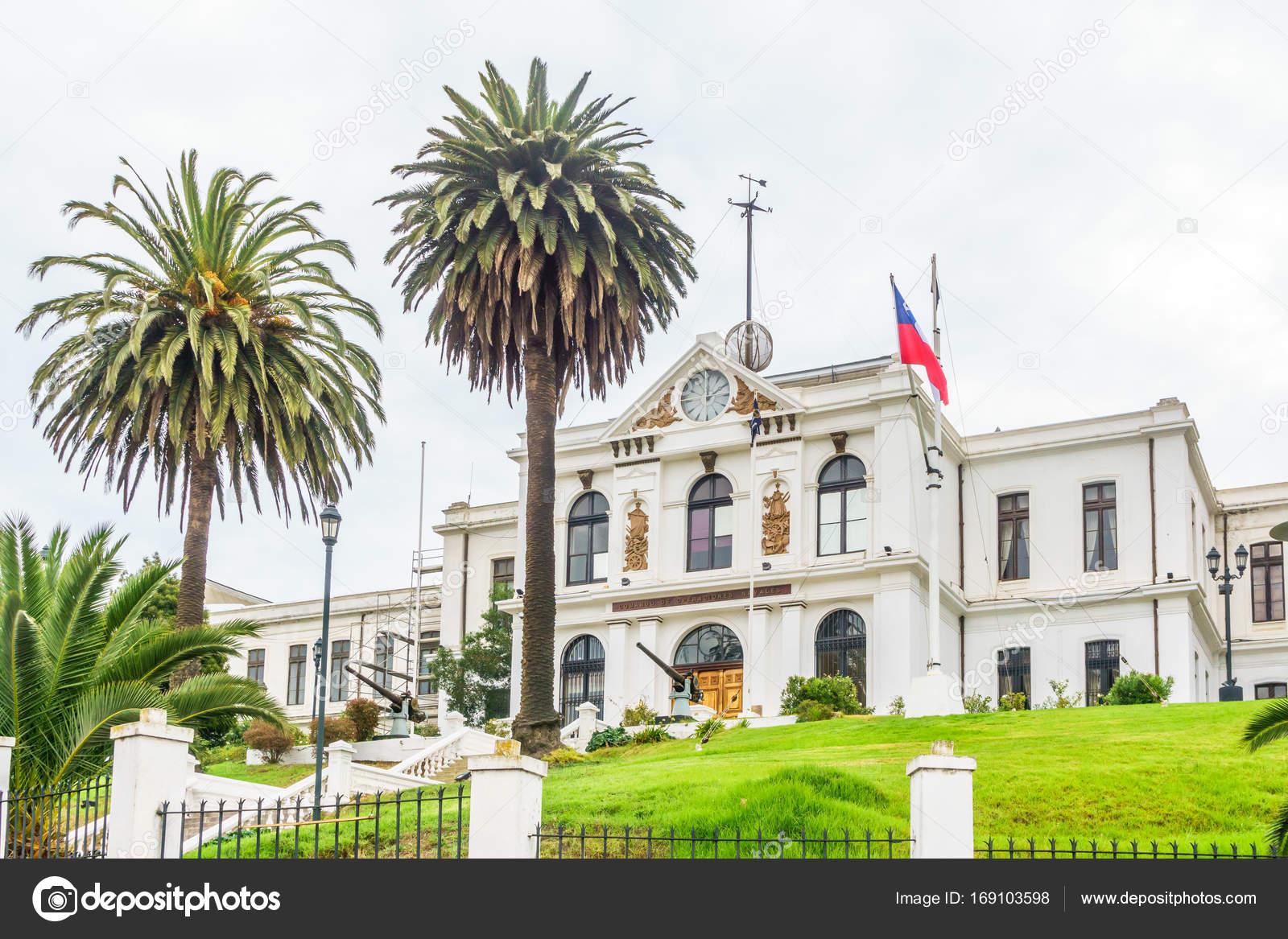 Schifffahrtsmuseum in Valparaiso Chile — Stockfoto © StreetFlash ...