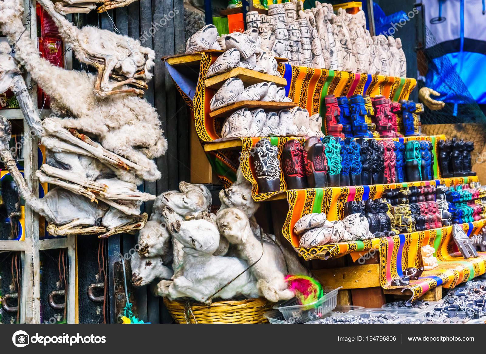 Jardin de los dioses la paz bolivia | Wichcraft mercado con el feto ...