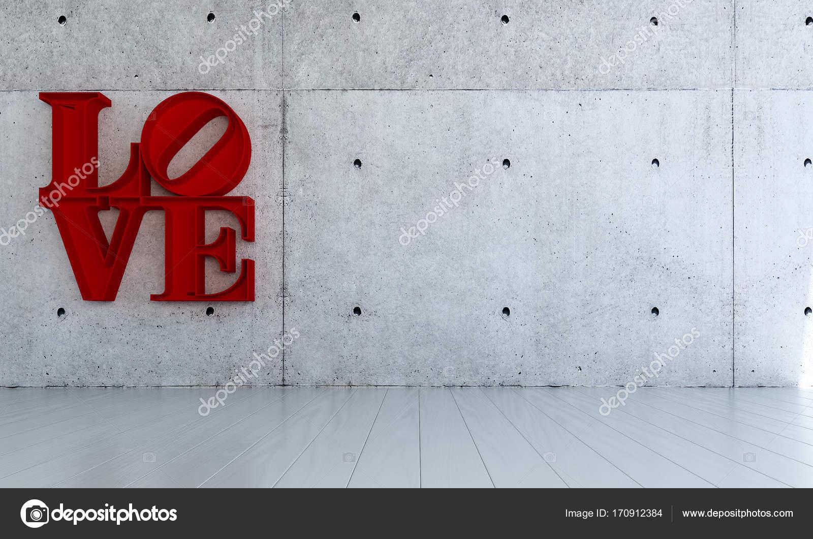 Het interieur design concept idee van lounge hal en woonkamer en