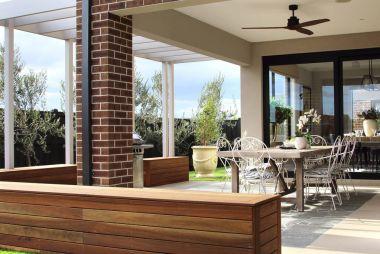 Modern backyard design ideas