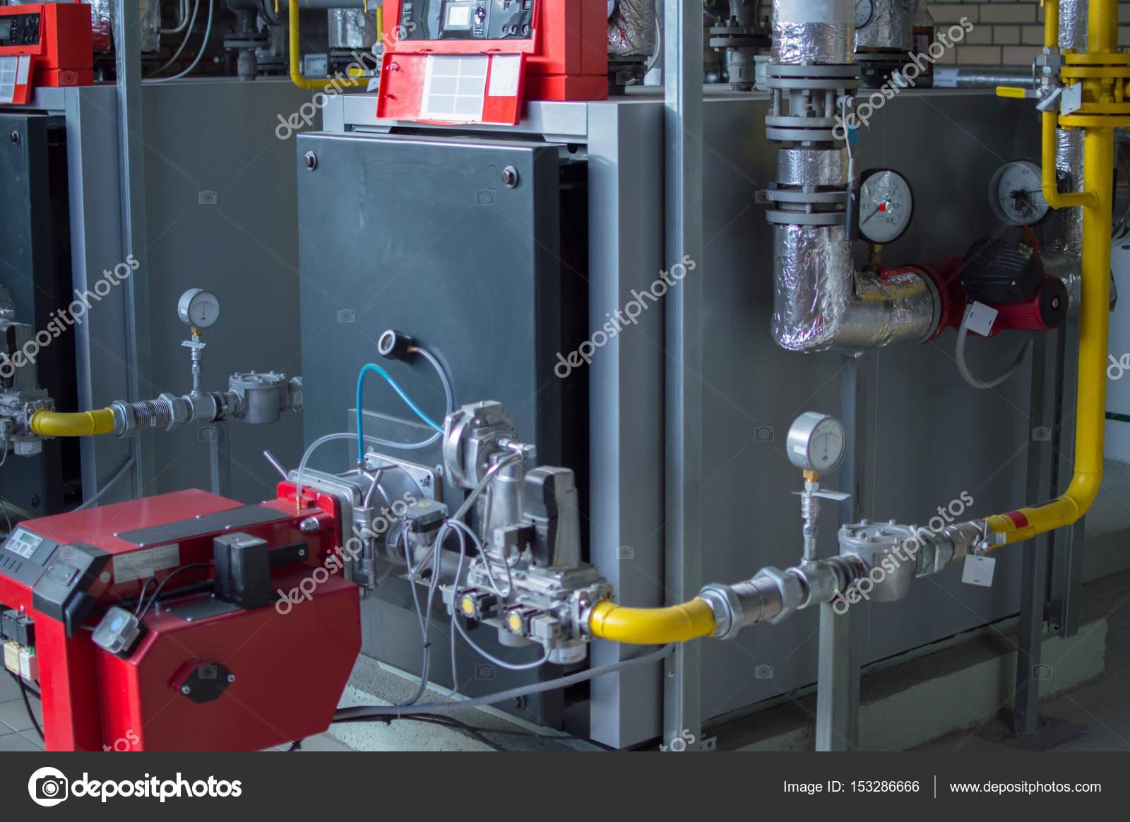 Caldeiras A G S Industrial Moderno De Alta Pot Ncia Com Queimadores
