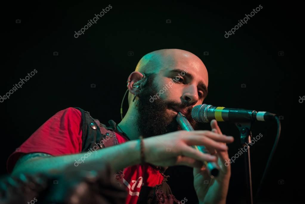 Folkstone at Live Music Club (MI) 04-11-2017