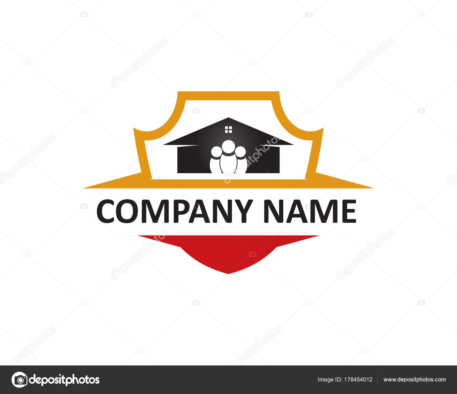 home shield logo stock vector meisuseno gmail com 178454012