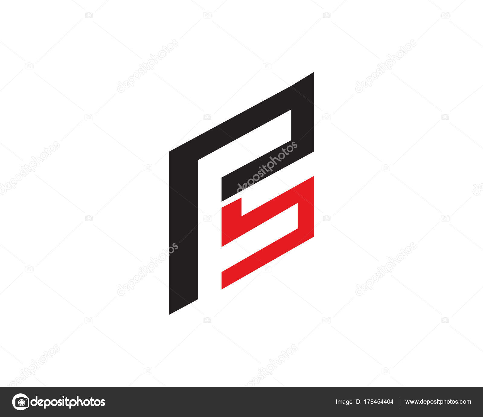 Ps letter logo stock vector meisusenogmail 178454404 ps letter logo stock vector thecheapjerseys Images