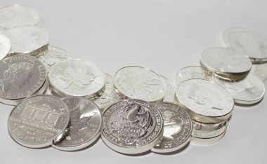 Global Investment silver coins
