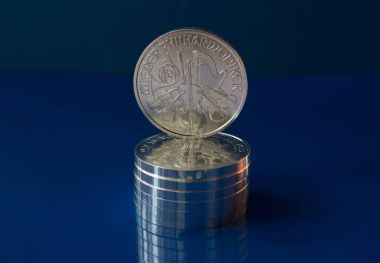 Investment silver from an Austrian mint
