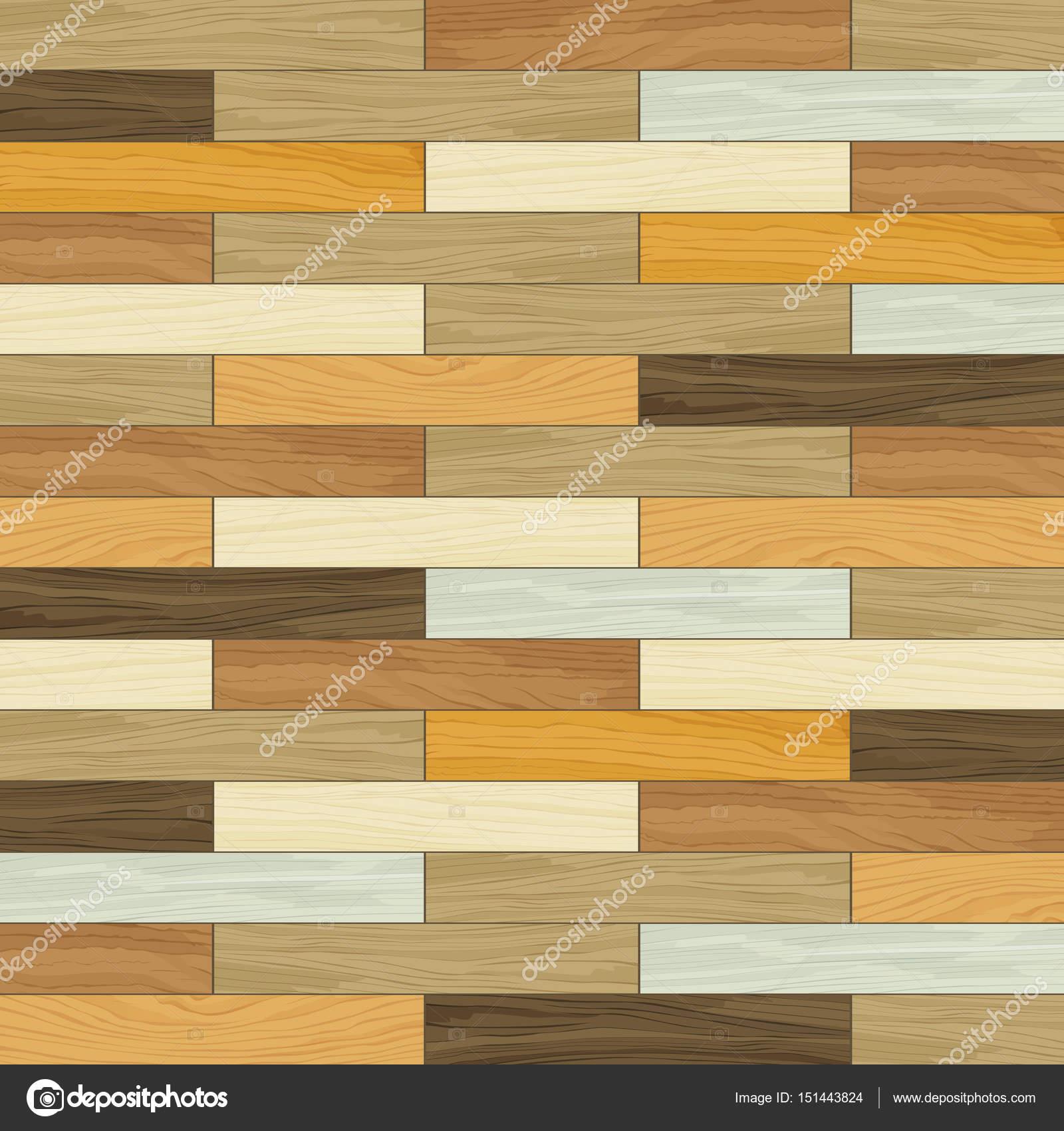 Vector Vintage Fliesen Holzboden Gestreiften Konzept Stockvektor