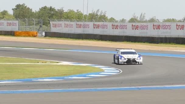 Autó a verseny során a 2015-re győzni Super Gt sorozatban