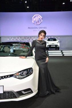 MG 6 in Bangkok International Thailand Motor Show 2017