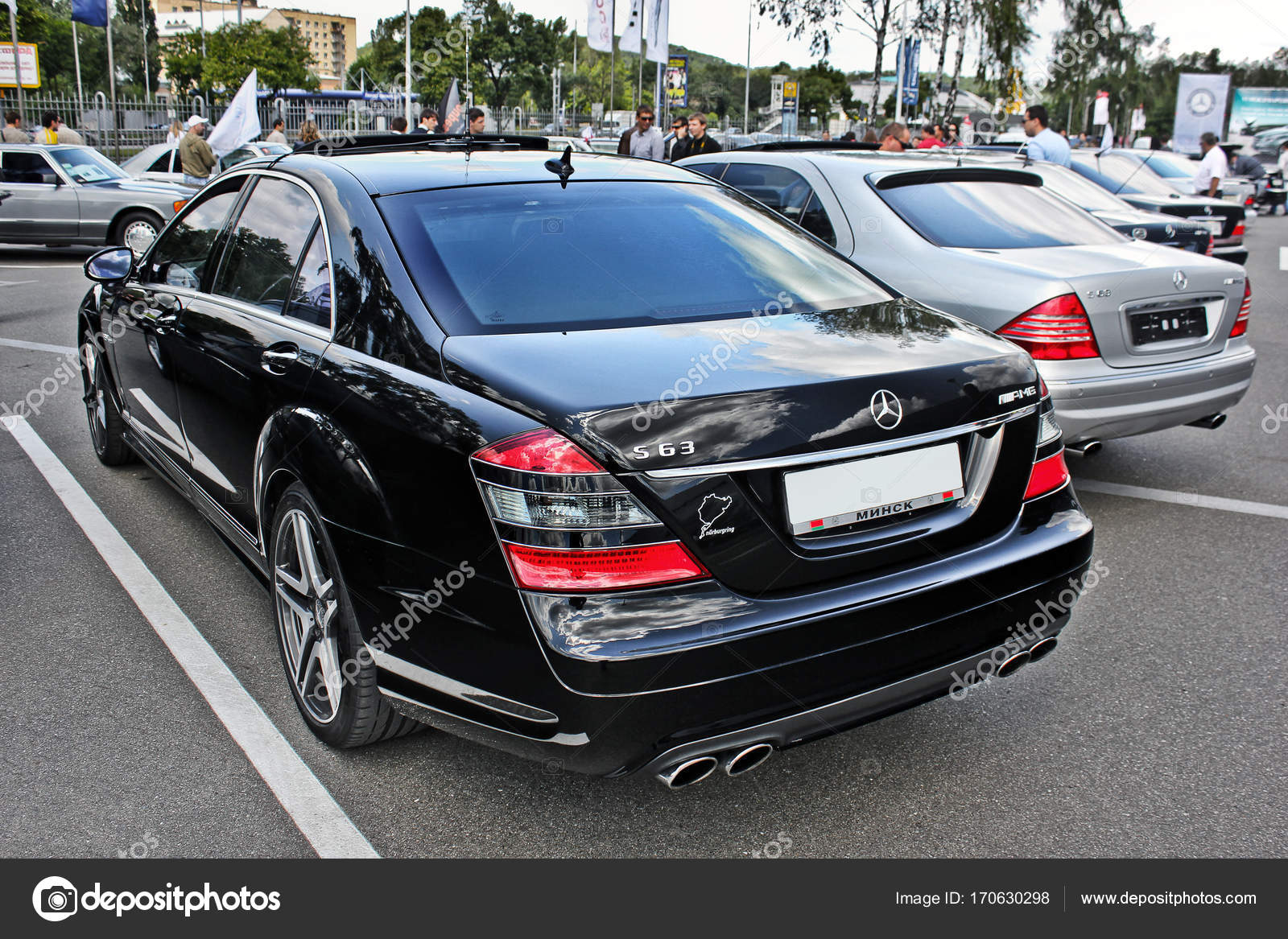 benz s55 amg choice image