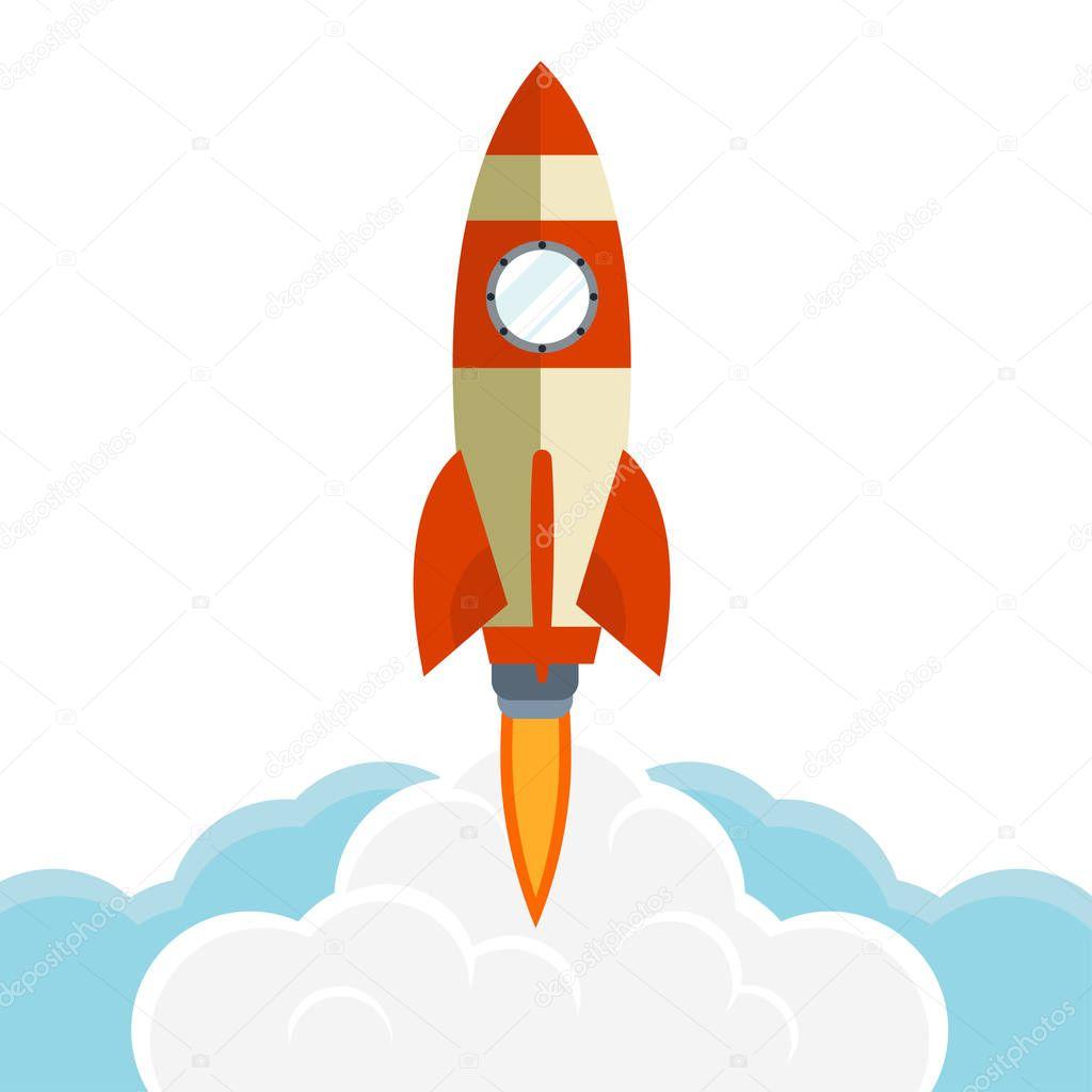 Про, шаблон для открытки ракета летит