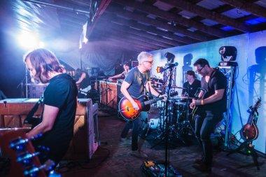 Matt Maher with Band in North Carolina