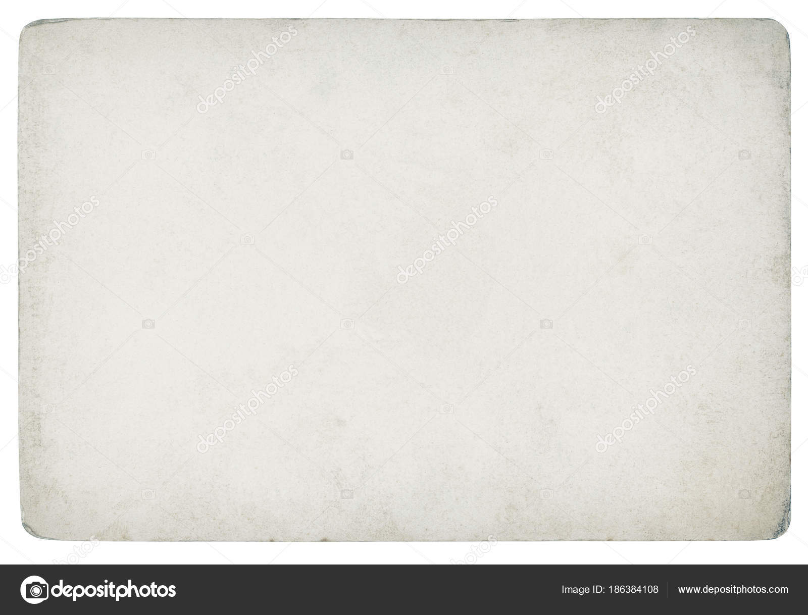 Vintage Paper Background Isolated Clipping Path Included — Fotografia de  Stock