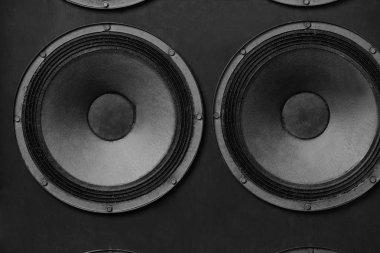 modern audio system