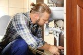 Pohledný instalatér, opravy