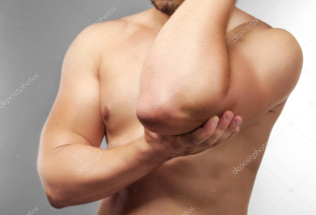 Ellbogenschmerzen fitness