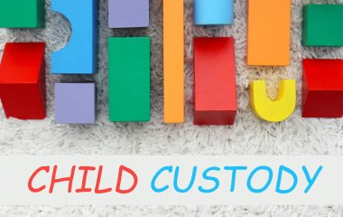 Text CHILD CUSTODY