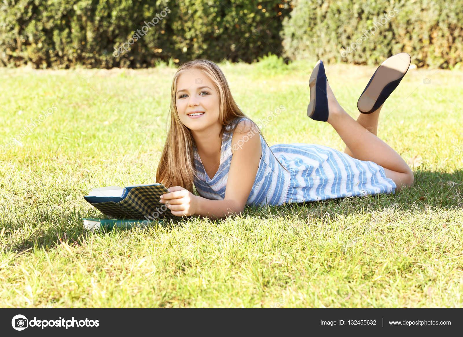 ładna nastolatka