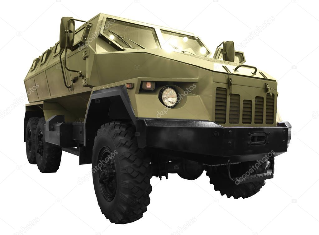 Military forces machine