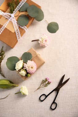 Handcrafted gift box