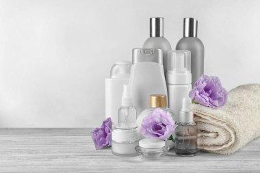 body care cosmetics