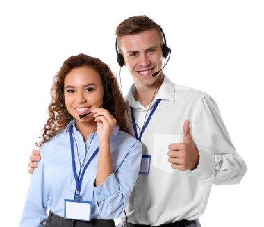 call center dispatchers
