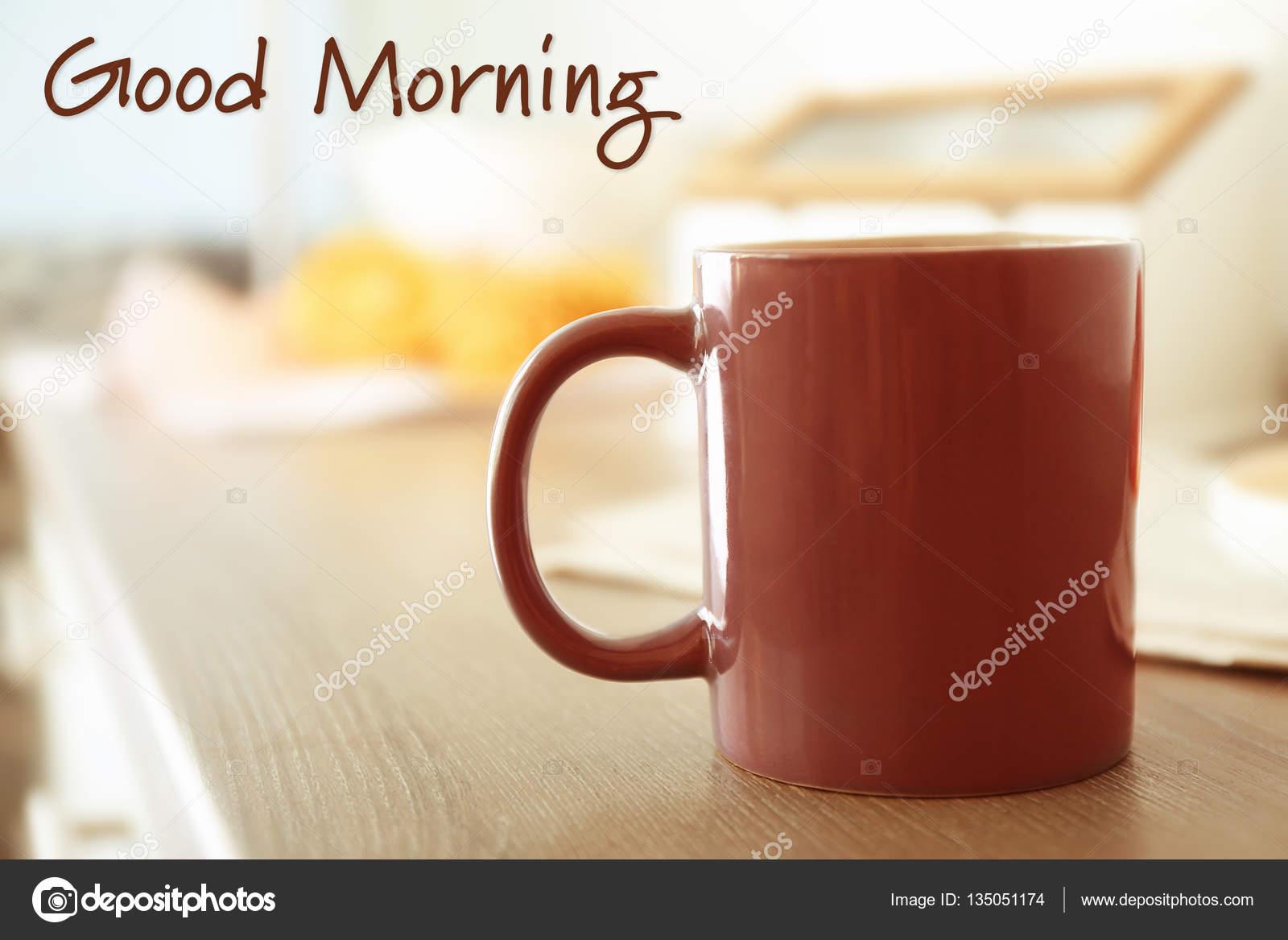 Dzień Dobry Tekst Zdjęcie Stockowe Belchonock 135051174