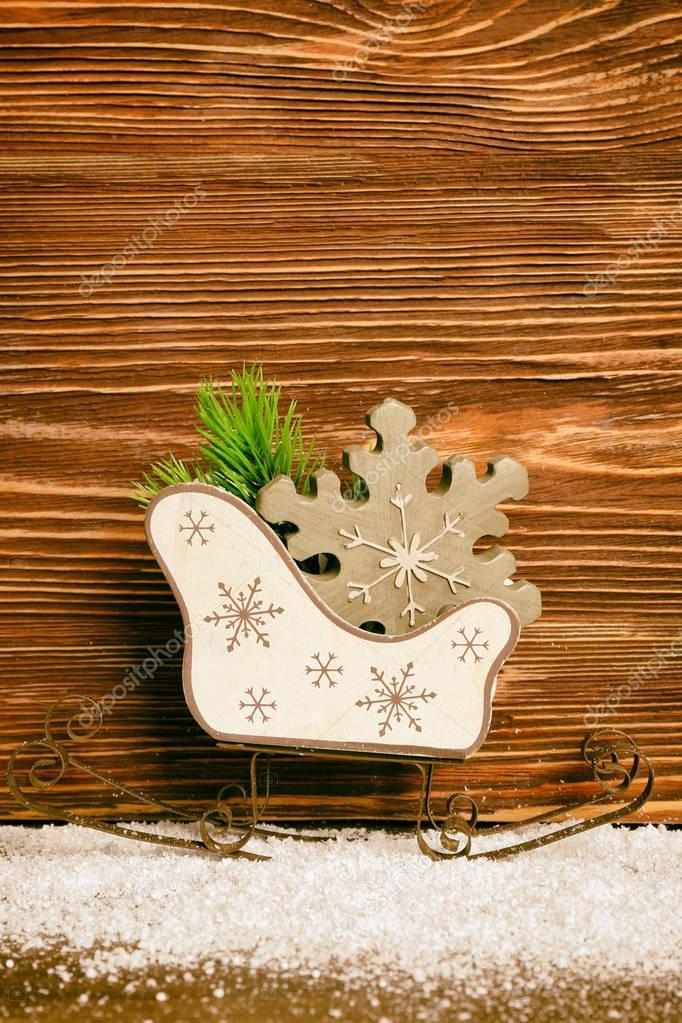Beautiful Christmas composition